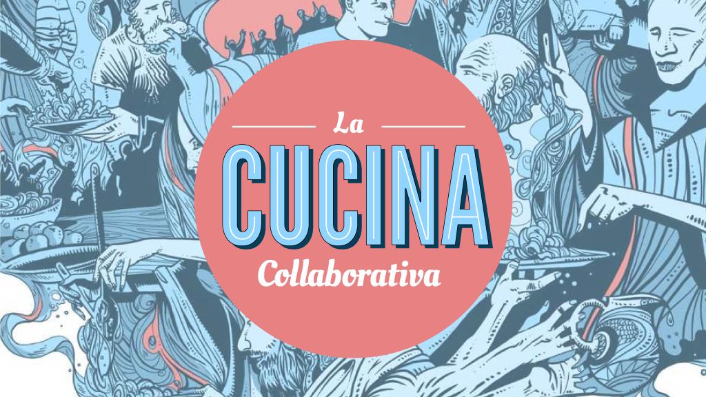 cucina collaborativa web banner